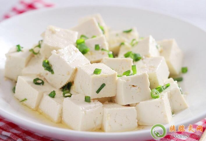 胰腺炎恢复期可以吃豆腐吗