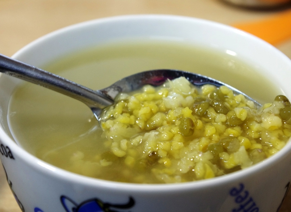 胰腺炎可以喝绿豆汤吗?