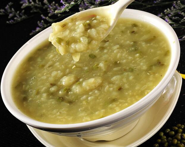 胰腺炎可以喝绿豆粥吗