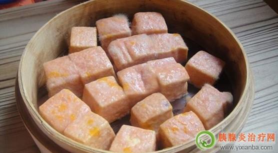 胰腺炎恢复期可以吃豆腐乳吗