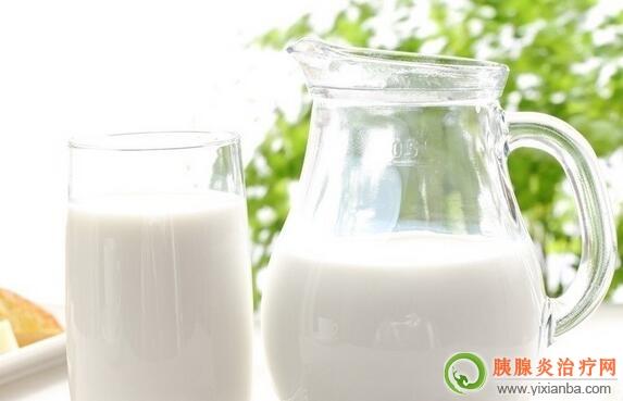 胰腺炎能喝鲜牛奶吗
