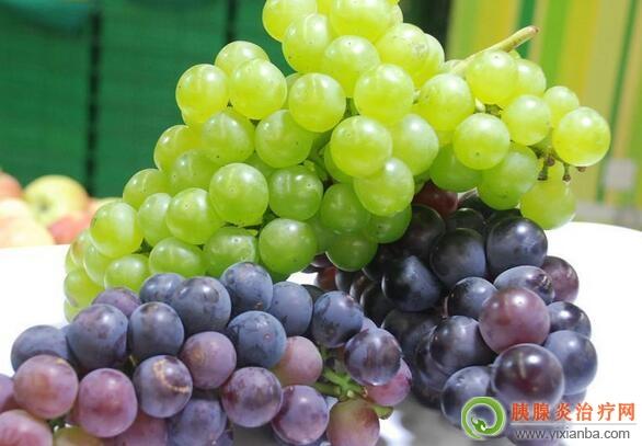 胰腺炎出院后可以吃葡萄吗