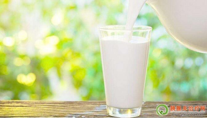 胰腺炎住院期间可以喝牛奶吗