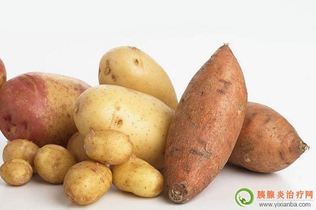 胰腺炎能吃红薯马铃薯吗