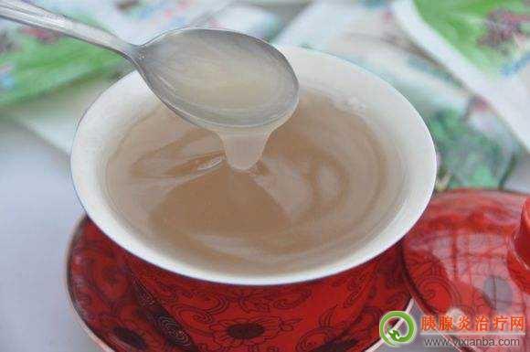 胰腺炎恢复期可以喝藕粉吗