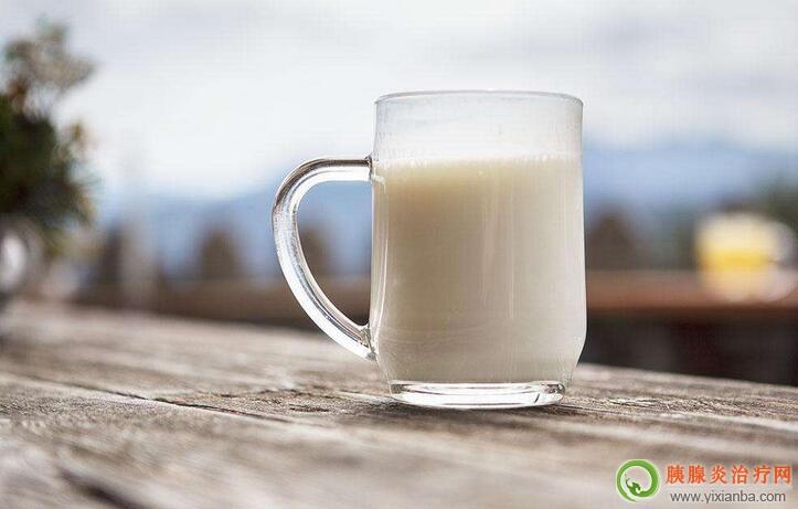 胰腺炎出院后何时吃脱脂牛奶?吃多少?