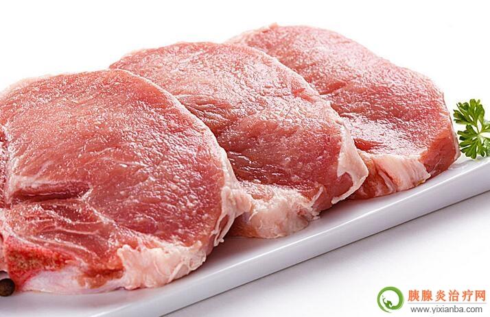 胰腺炎刚出院可以吃瘦肉吗