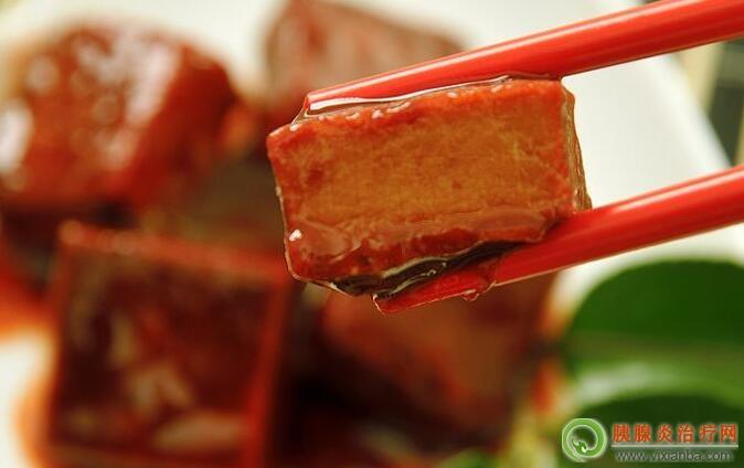 急性胰腺炎患者出院后能吃豆豉和豆腐乳吗