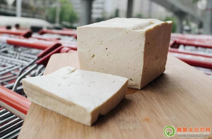 急性胰腺炎恢复期可以吃油炸豆腐吗