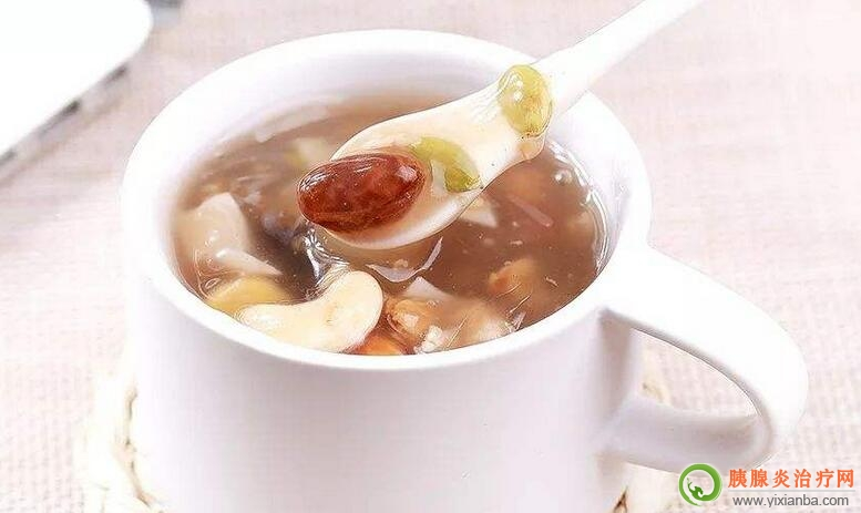 急性胰腺炎出院后可以喝藕粉吃煮玉米麦片牛奶吗