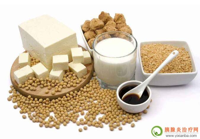 胰腺炎出院2个月是不是可以吃所有黄豆制品,黄豆酱,豆腐,豆皮等