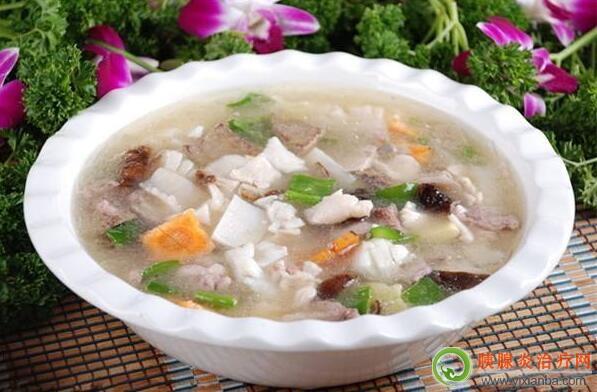 胰腺炎出院后可以喝瘦肉汤吗