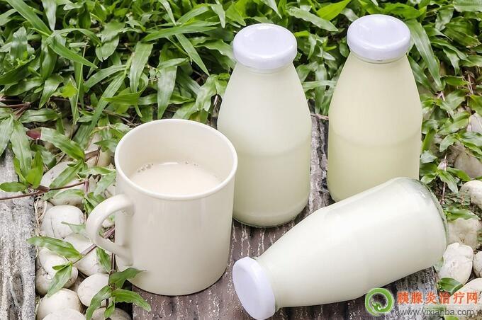 胰腺炎出院后可以喝普通牛奶吗