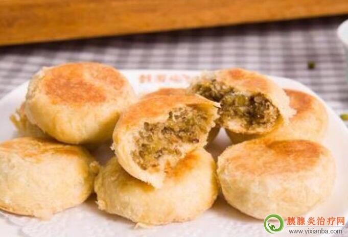 胰腺炎出院后能吃绿豆饼吗