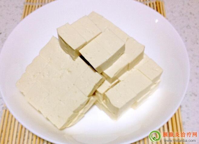 胰腺炎恢复期可以吃北豆腐吗