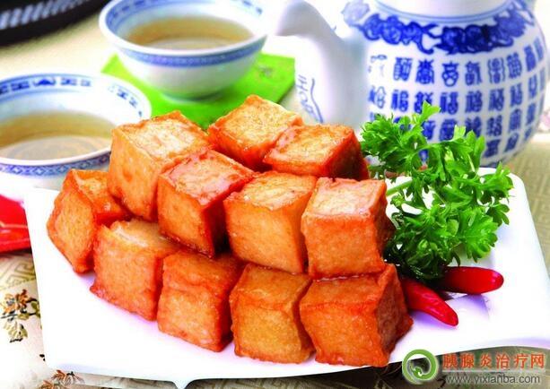 胰腺炎出院后能吃鱼豆腐吗