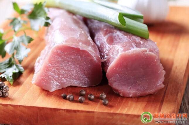 胰腺炎出院后可以吃瘦肉吗
